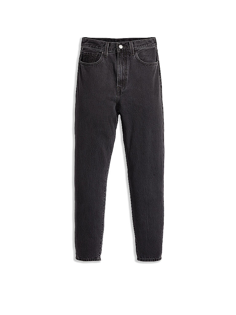 LEVI'S | Jeans Tapered Fit (Highwaist) | schwarz